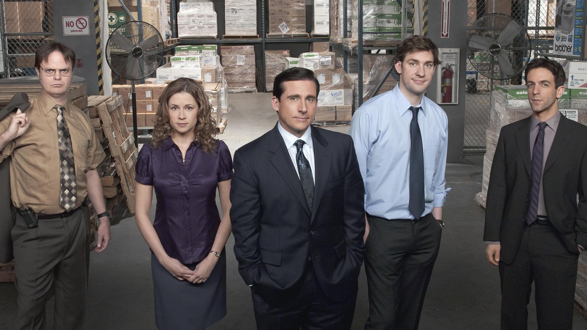 The Office crew