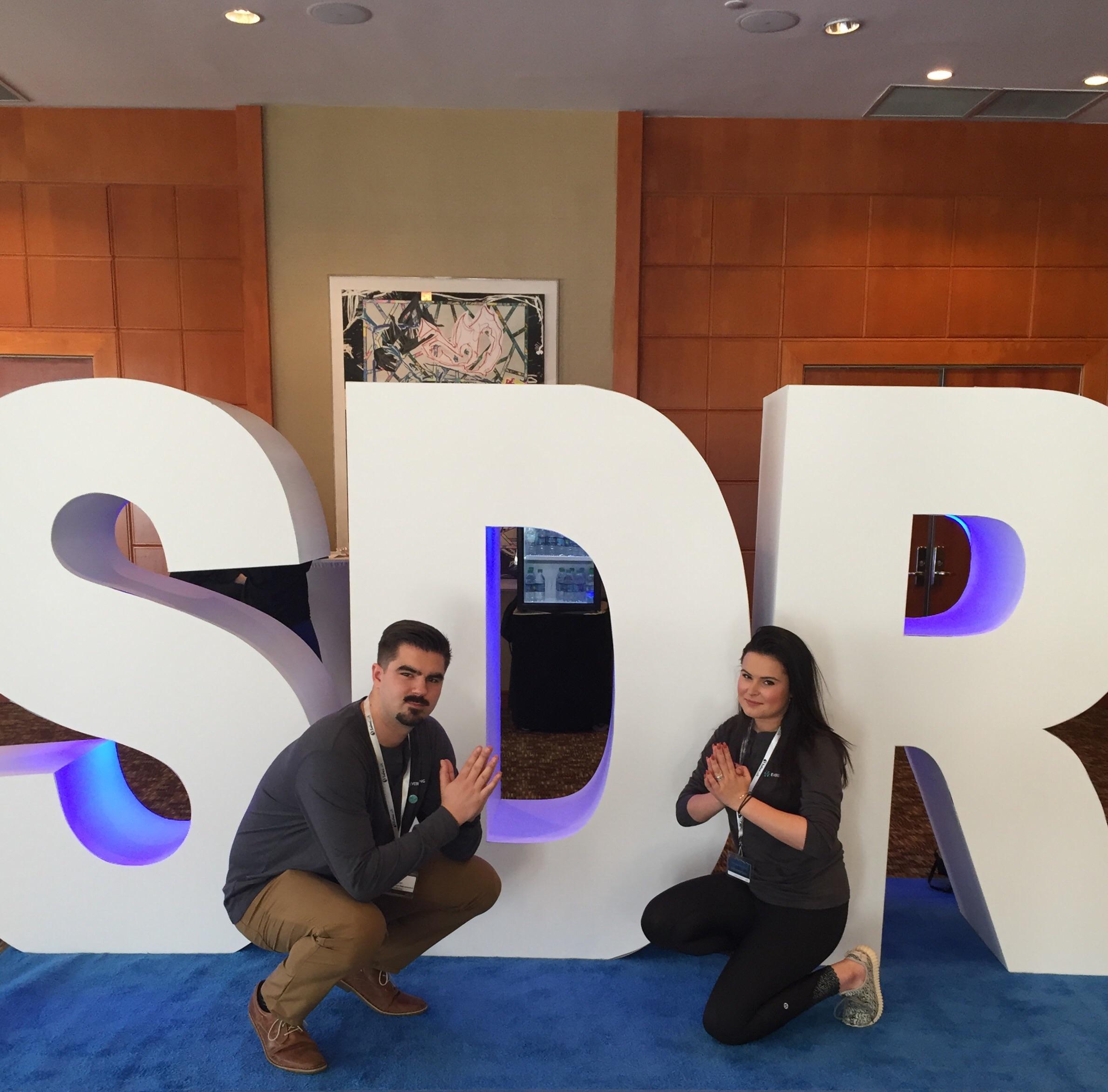 SDR Reps - EverString Team