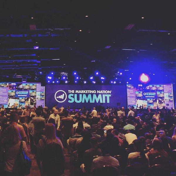 Marketo Summit Live 2016