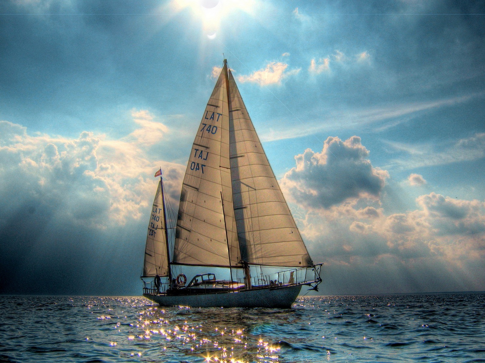 Sailing to a new market