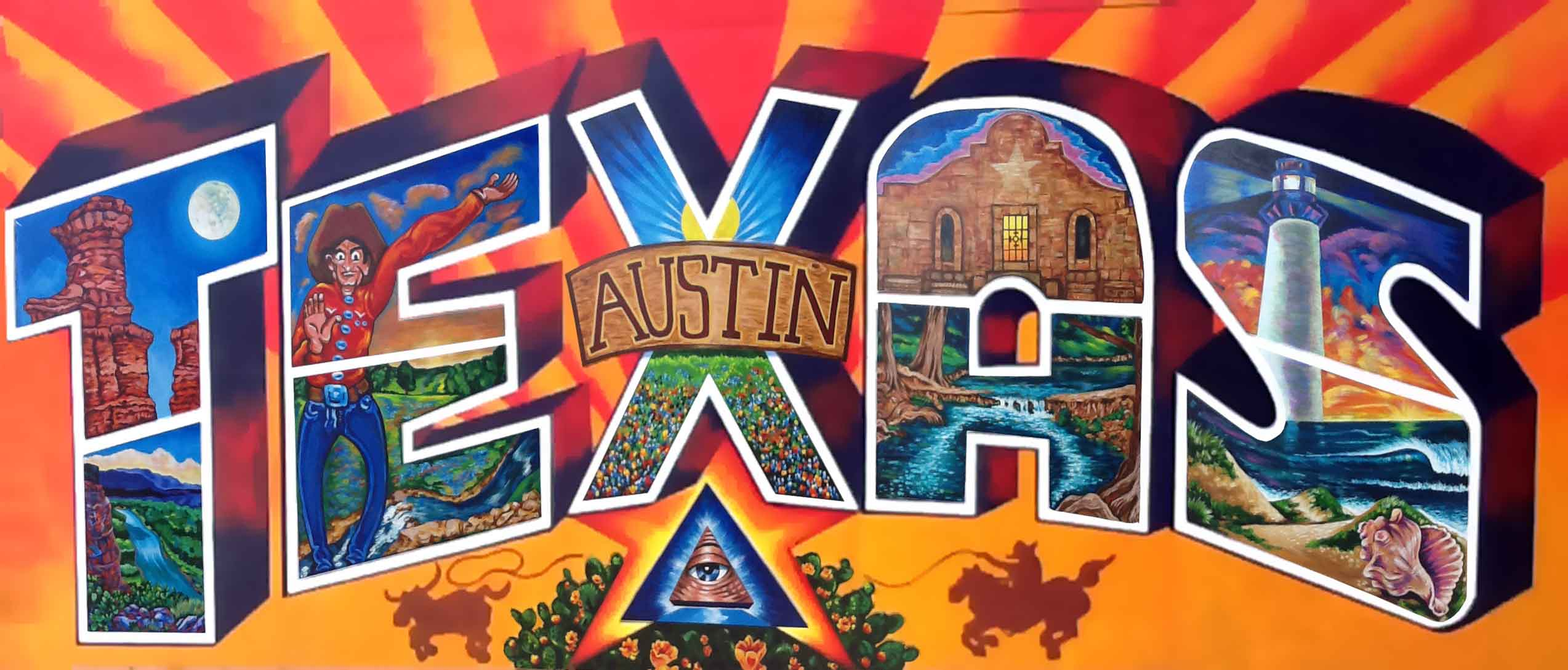 Austin Texas - Here we come