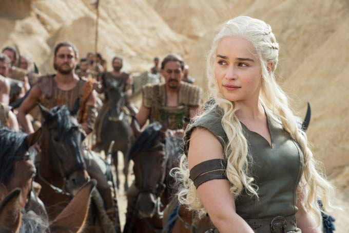 Daenerys Targaryen - Game of Thrones Season 6