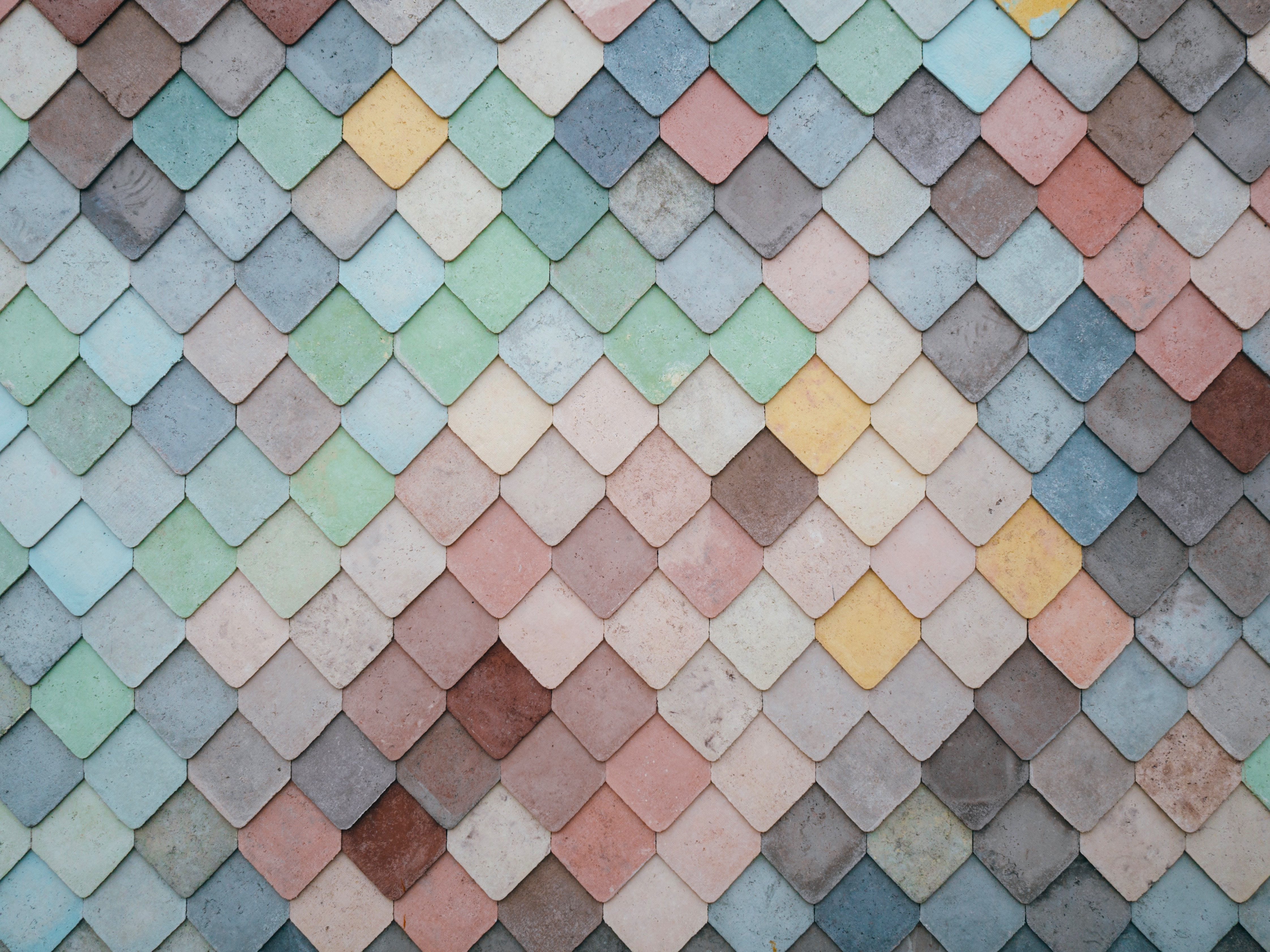 tiles of color
