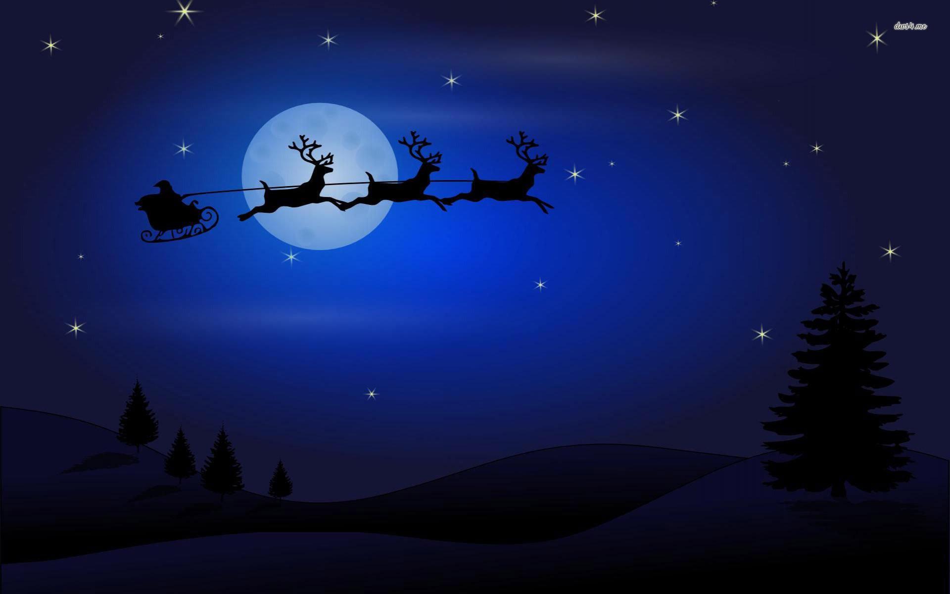 christmas-night-sky-holiday