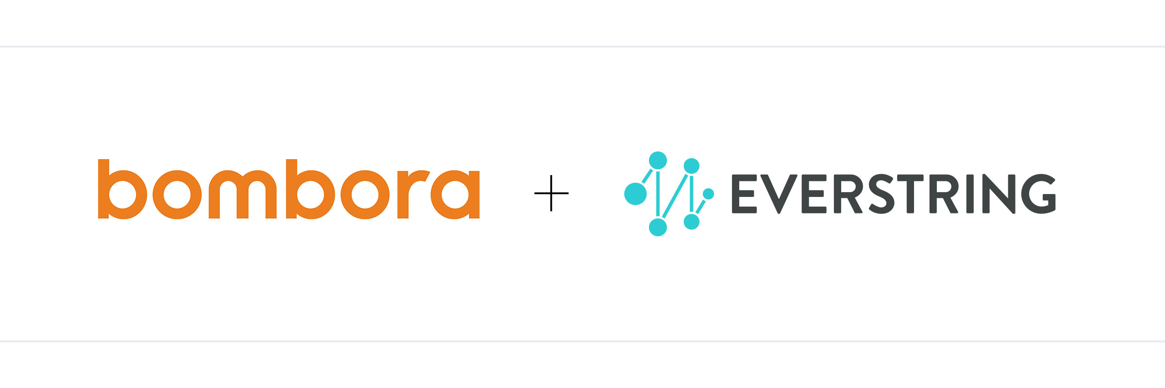 EverString and Bombora combine AI and Intent Data