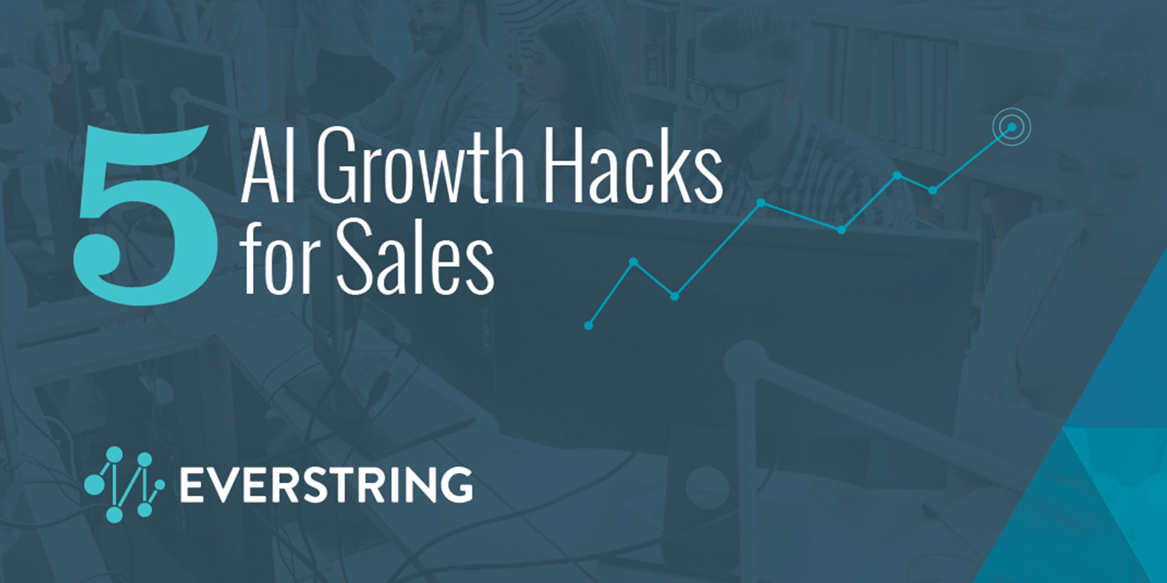 5 AI Growth Hacks for Sales