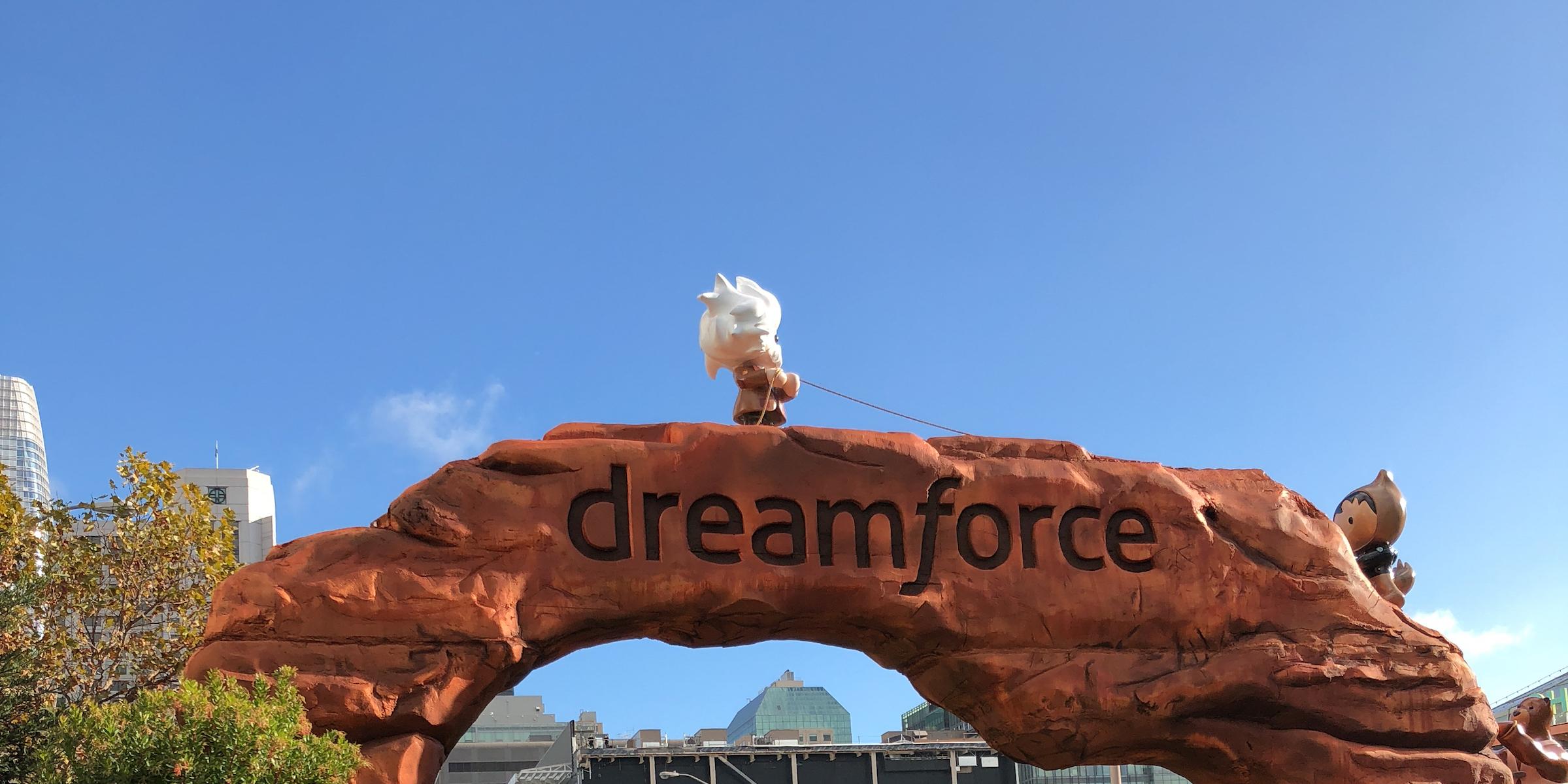 EverString Blazes Trails at Dreamforce '17
